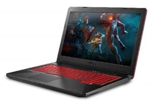 ASUS TUF FX504 Gaming Laptop - Great Machine For Powerful Gaming Under $800