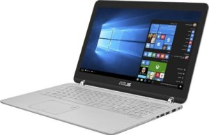 Asus Q504UA 2-in-1 15.6 Full HD Touchscreen Laptop - Best for casual gaming