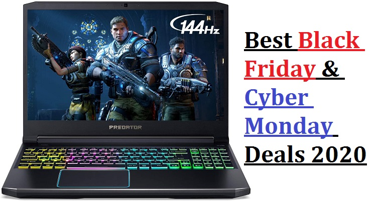Top 10 Best Gaming Laptops Black Friday 2020 Cyber Monday Deals Save Up To 600 Laptop Forest